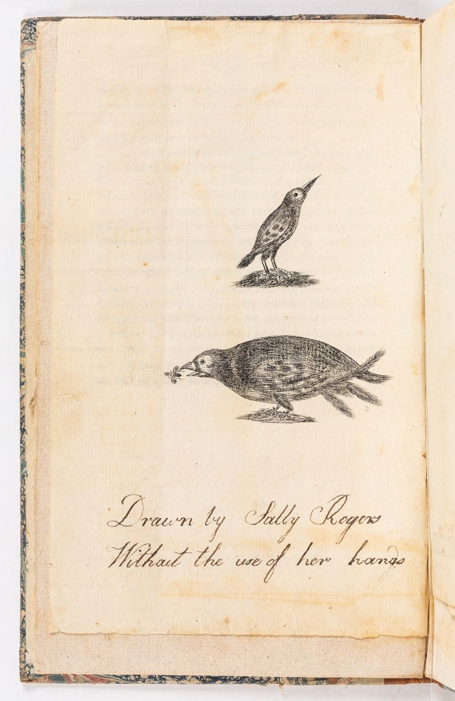 Watercolor in A Real Object of Charity. 1806. Paper, ink, watercolor. American Antiquarian Society. https://www.americanantiquarian.org/